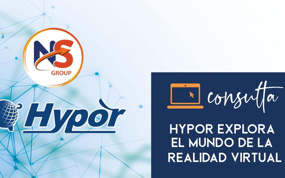Hypor explora el mundo de la tecnología de realidad virtual